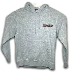 Mens Holden HSV Classic Collection Grey Hoodie Size Large