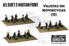 Ust003-villistas en motocicletas-Todo tranquilo en el Marciano front-alien Dungeon