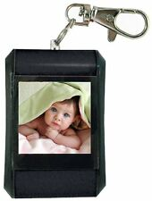 Zeikos ZE-DF15-BK 1.5-Inch LCD Digital Photo Keychain (Black)