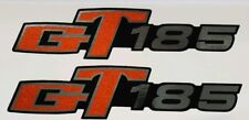 SUZUKI GT185 SIDE PANEL DECALS (PAIR)