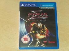 Jeux vidéo anglais pour Sony PlayStation Vita
