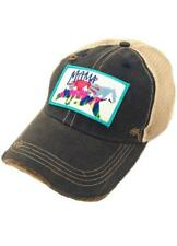 Judith March Mountain Mama Bear Hat - Navy or Red