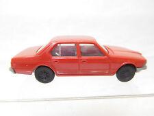 eso-2460Fleischmann 1:87 BMW 745i rot sehr guter Zustand