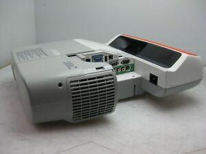EPSON EB-460e Ultra Short Throw Projector H343B 3000ANSI LUMENS 1265 Lamp Hours