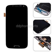 US LCD Screen Touch Digitizer For Samsung Galaxy S4 SIV i337 M919 + Frame