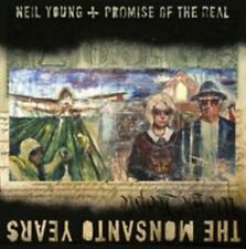 Rock Music CDs and DVDs Neil Young