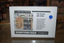 HO Downtown Deco DD1052 * Sisters of Mercy Thrift Store * NIB