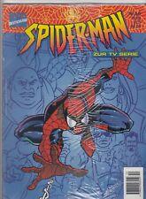 Spider-Man Magazine - The TV Series (German) # 10-Panini 1996-Top