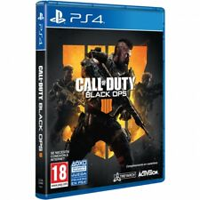 "Juego Sony PS4 ""Call of Duty Black Ops 4"""
