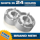 4x115 Wheel Spacers Adapters Arctic Cat ATV UTV for Prowler Wildcat 4x4 2 inch 2