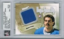 2010-11 ITG ULTIMATE MEMORABILIA DAYS GONE BY JERSEY MICHEL GOULET 02/24 !!