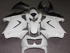 Unpainted Drilled ABS Bodywork Fairing for KAWASAKI NINJA 250R 08-2012 2009 2010