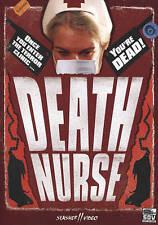 Death Nurse (DVD, 2015) NEW