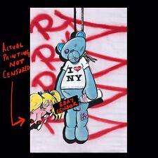 "RD357 (US) ""OMG"" graffiti on canvas signed 2012- 6'x 4'/cope 2/seen/taki/futura"