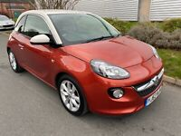 2013 63 VAUXHALL ADAM 1.4 JAM 3 DOOR HATCH ONLY 61000 MILES MOT 26/02/2022