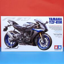 Tamiya 1/12 Yamaha YZF-R1M [1/12 Motorcycle Series] model kit #14133