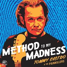 CD METHOD TO MY MADNESS TOMMY CASTRO 014551496724
