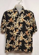 Natural Issues Silky Touch Mens Short Sleeve button up  Size L SEE PHOTOS