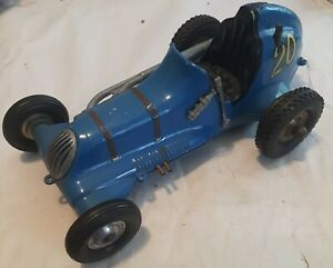 Cox Thimble Drome Champion Tether Car Complete modified With Arden 19 Engine