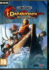 DRAKENSANG - the River of Time - Brand New in Sealed DVD-Box - PC RPG