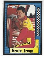 1991 MAXX NASCAR RACING ERNIE IRVAN #4 OF 240