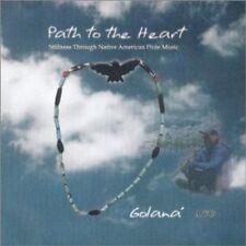 Golan, Golaná, Golana - Path to the Heart [New CD]