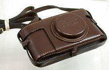 LEICA Tasche case Leitz original 0-SERIE O 0-series Replica Replika new noch neu