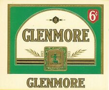 Glenmore   original cigar label