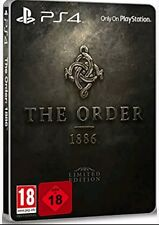 The Order: 1886 Limited Edition Arsenal des Ritters (Sony PlayStation 4) NEU OVP