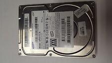 40 GB SATA Samsung Spinpoint PL40 SP0411C/R interne Festplatte