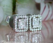 Senza tempo: immagine belle Orecchini Diamanti 0.72 Ct. TW si/vs oro bianco 750 a partire da € 2800