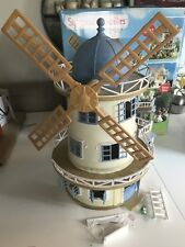 Sylvanian Families Field View Windmill Boxed Set With Accessories