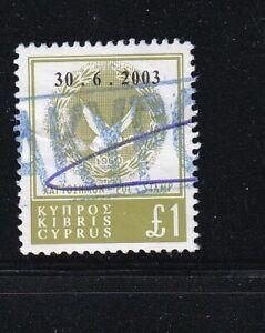Cyprus  revenue , fiscal  Stempelmarke,