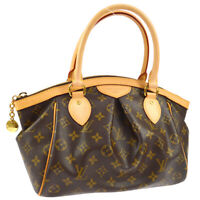 LOUIS VUITTON TIVOLI PM HAND TOTE BAG MONOGRAM CANVAS M40143 VI0151 AK41517