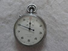 Swiss Made A.R. & J.E. Meylan Type 208A Mechanical Wind Up Stop Watch Stopwatch