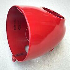 NOS Genuine Honda Red Head Light Bowl for PC50 K1 (61301-081-600)