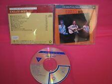 Eagles Best CD Original Collection 85 Super Star Hit Volume 12 Japanese Japan CD