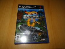 Hot Wheels interactivo STUNT TRACK CHALLENGE - PLAYSTATION 2 PS2 -