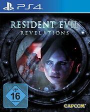 Resident Evil: Revelations (Sony PlayStation 4, 2017)