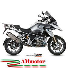 Mivv Bmw R 1200 Gs 2018 18 Terminale Di Scarico Marmitta Speed Edge Titanio Moto