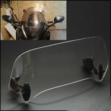 Windscreens Windshields for HONDA NC700S/X NC750S NC750X Clip-On Air Deflector