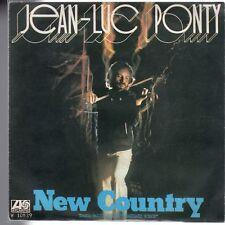 disco 45 GIRI Jean - Luc PONTY NEW COUNTRY - RENAISSANCE