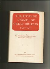 The Postage Stamps of Great Britain 1962 Edited by W Wiggins