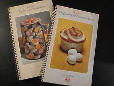 2 Livres de Recettes - Anglais