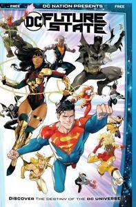 DC NATION PRESENTS FUTURE STATE #0 (2020) DC COMICS PROMO