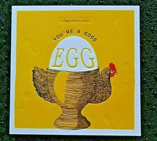 New Good Egg Happy Birthday  Card