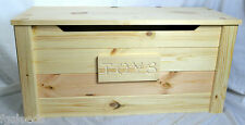 handmade wooden toy box EXTRA LARGE