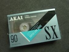 Unbranded Blank Audio Cassettes