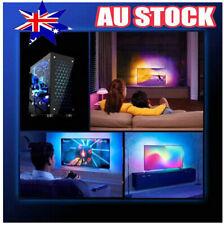 1-5M DIY Ambilight TV PC Dream Screen USB LED Strip Screen Backlight AU Stock