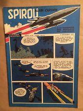 SPIROU - 1013 : 12 septembre 1957